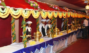 bhramin marriage catering in trichy