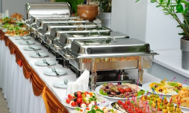 wedding catering services in trichy