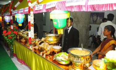 veg catering services in trichy